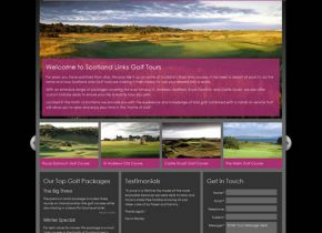 Scotland Links Golf Tours