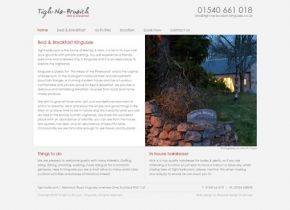 Tigh-Na-Bruaich Bed & Breakfast